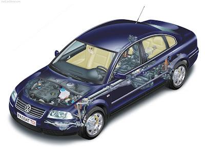 2000 Volkswagen Aac Concept. 2000 Volkswagen Passat