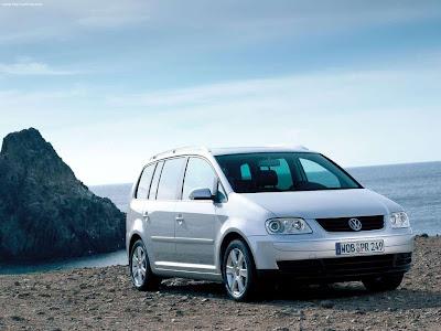 2003 Abt Vw Touran. 2003 Volkswagen Touran