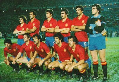 Nacional Espana Nacional de Futbol España
