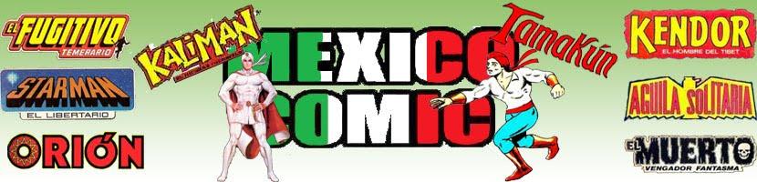 Mexico Comic Aventuras 1