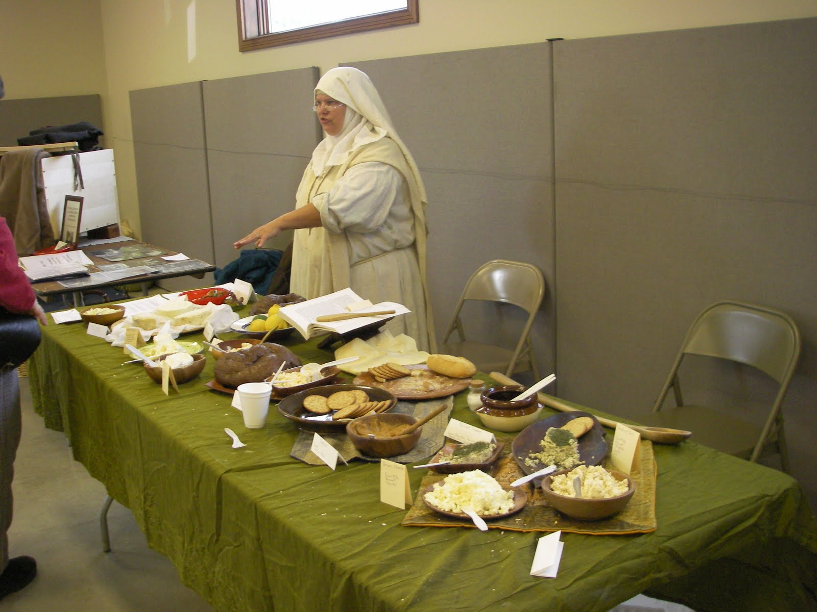 Medieval Cheese Forum