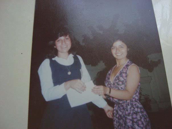 Gesto altruista promocion 1978 - Maria del carmen castro ...