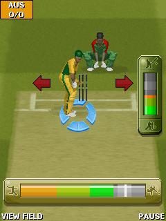 EA Cricket 2010 game for hp gratis