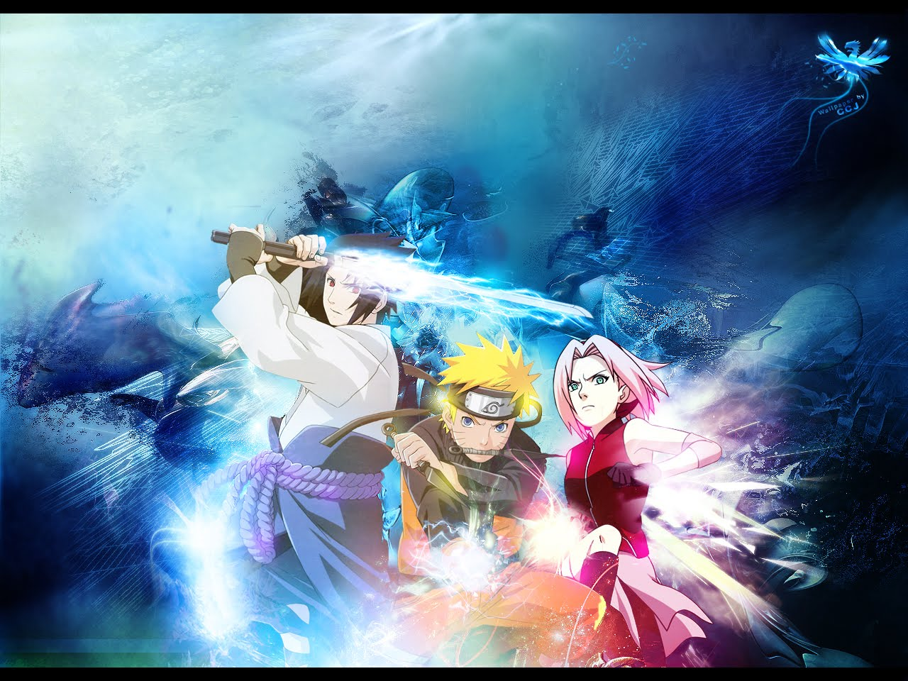 Naruto HD & Widescreen Wallpaper 0.157094782956611