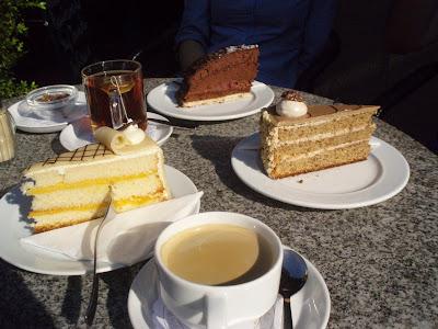 The deutschland diaries kaffee und kuchen for Kuchen in deutschland