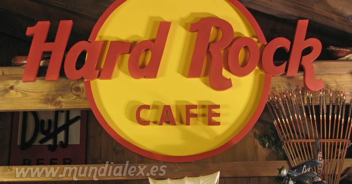 Mundialex bricolaje y decoraci n hard rock caf - Bricolaje y decoracion ...