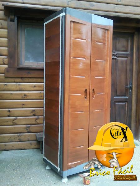 Pintar armario de pl stico duro o resina hacer bricolaje - Armarios plastico exterior ...