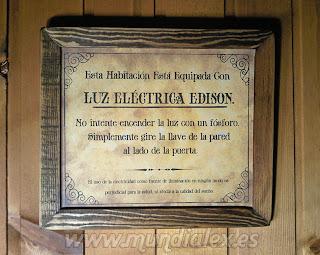 Luz eléctrica Edison