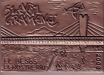 Medalla de la 51a Exfilgramenet
