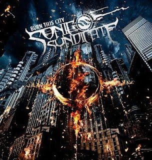 Sonic Syndicate - Burn This City (Single) [2009] Cover