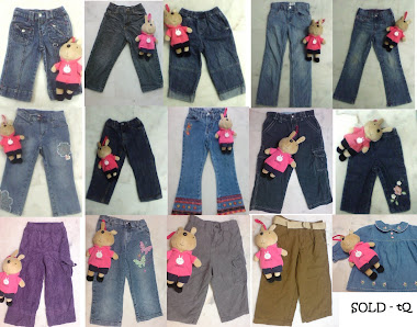 Bundle Jeans (gambar: sample)