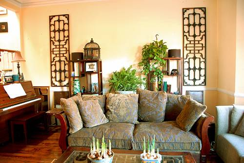 Home Interior Design: Chinese Livingroom Design to Celebrate Chinese ...