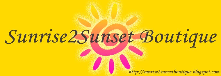 "<p align=""center"">Sunrise2Sunset Boutique</p>"