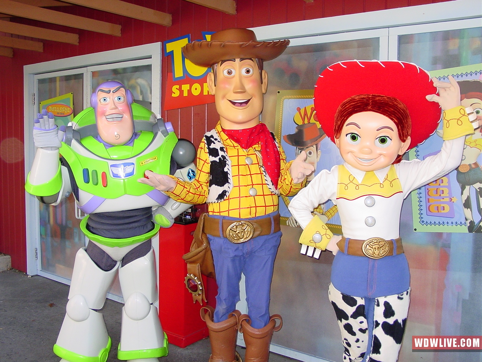 Toy Story Character List : Toy story characters woody character guide