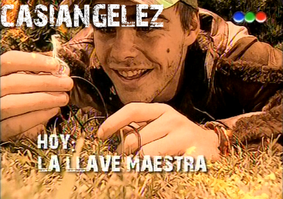 """Teen Angels 2011: Ver el Capitulo 10 de Casi Angeles 4 """" La Llave"""