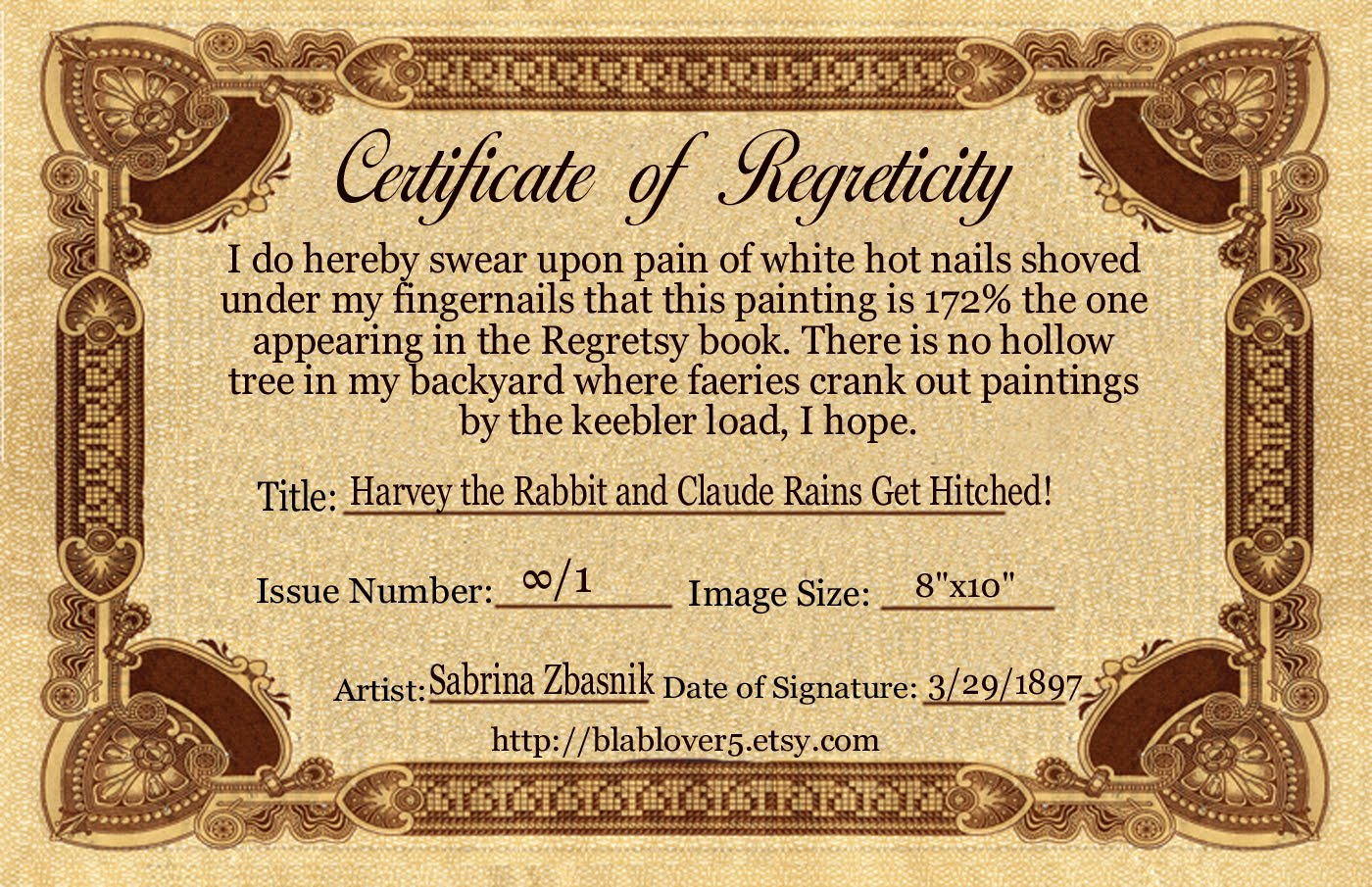Certificate of authenticity template word gallery templates certificate of authenticity template yelopaper Choice Image
