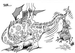 Economia Cinese e America