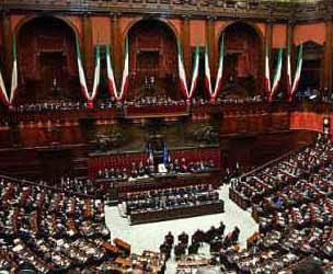 parlamento italiano costi della politica