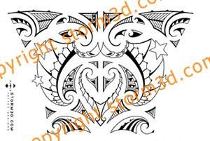 Leg Tattoo Drawings