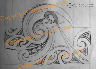 tatoo maori custom designs