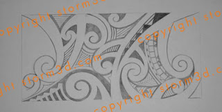 printable tattoo arm elbow designs tribal