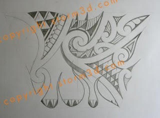 fire tattoo flaming designs tribal maori tattoo