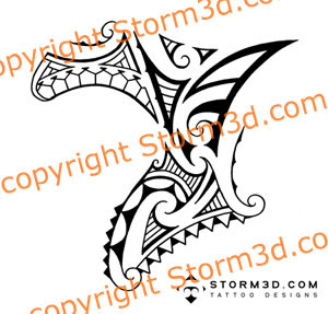 high res maori polynesian flash designs for free
