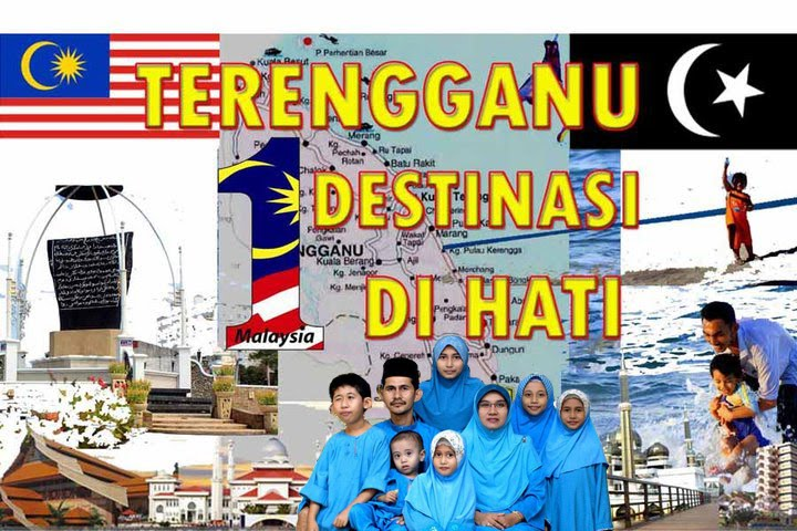 terengganu 1 destinasi di hati