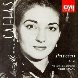 María Callas - Página 2 Maria+Callas+-+Puccini+Arias