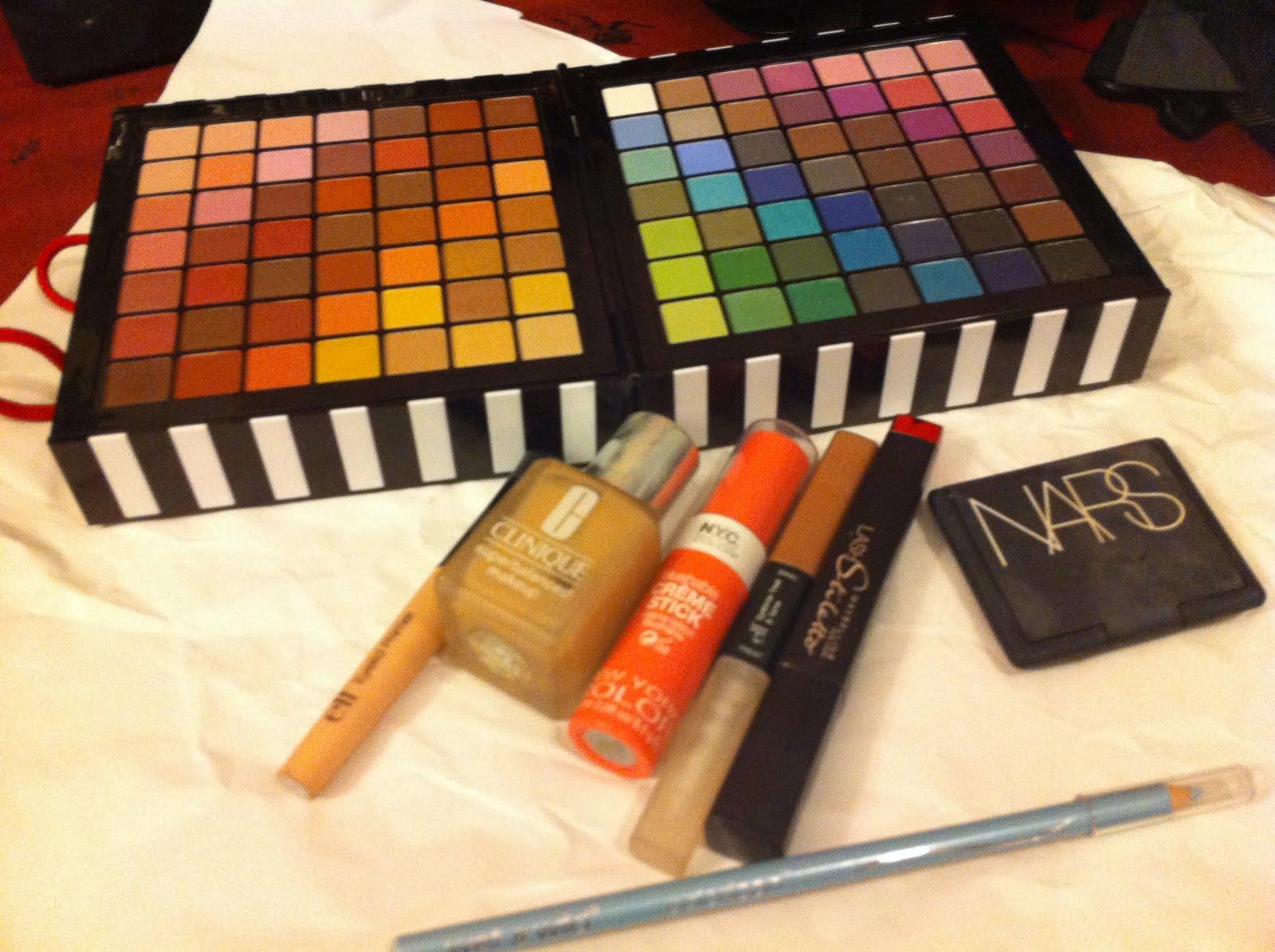 Blockbuster Makeup Diva FOTD Queen: with Everyday  sephora makeup natural Natural Sephora