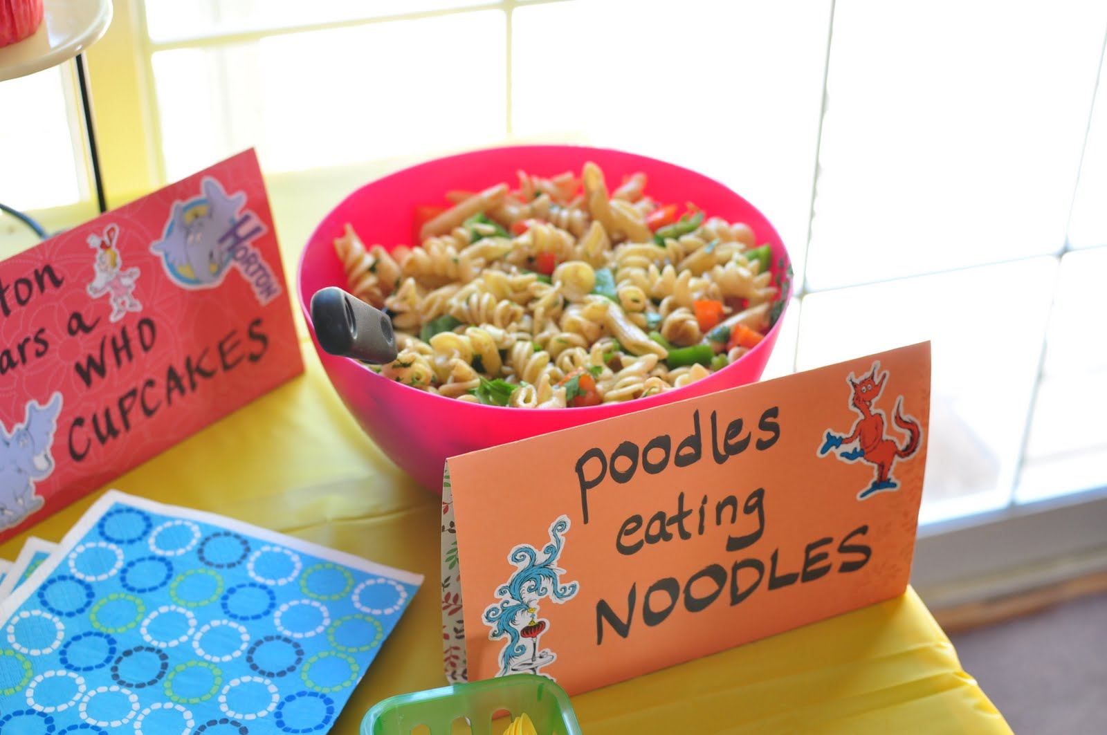recipe: dr seuss themed snacks [15]