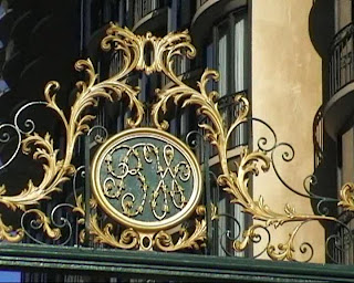 Regent Beverly Wilshire Hotel sign