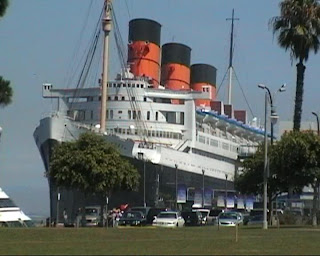 RMS Queen Mary, Long Beach