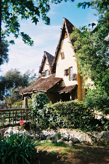 Spadena House, Witch's House,Beverly Hills