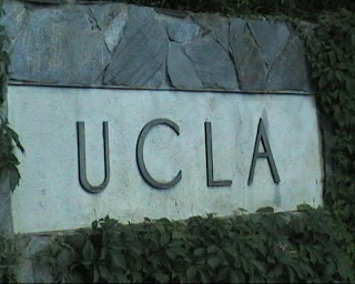 UCLA Sign, University of California Los Angeles