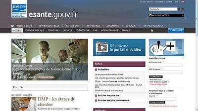 portail esante.gouv.fr