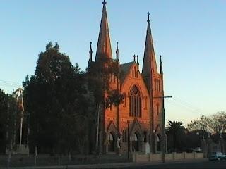 St Joseph's Cathedral (catholic), Rockhampton, Queensland, Australia