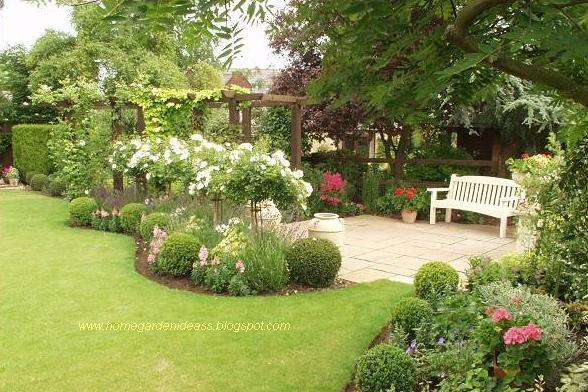 Home Garden Ideas Garden Landscaping Ideas