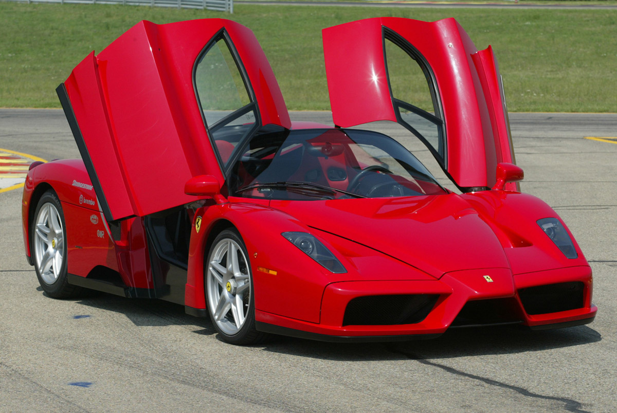 List of All Ferraris Made 3