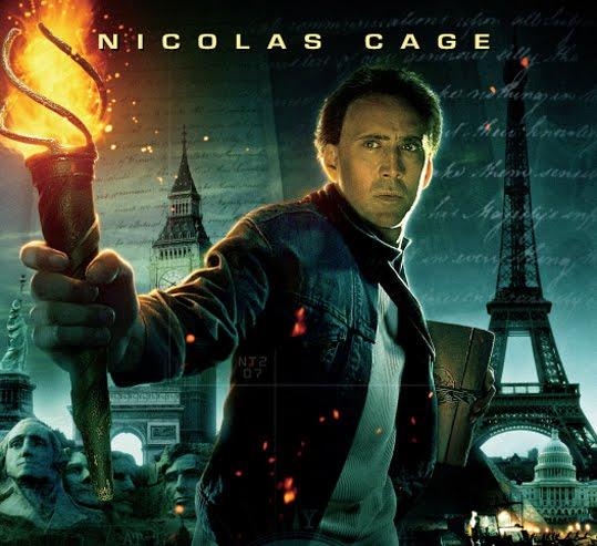 Imagine The World: Nicolas Cage