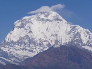 Dhaulagiri, Pegunungan Himalaya