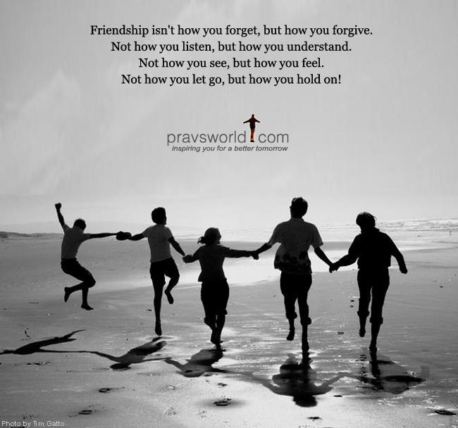 """Kata-Kata Bijak Persahabatan >> """"Cara terbaik menghancurkan musuh"""