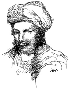 Tokoh Sufi: Abu Nawas, Penyair Ulung Nan Jenaka