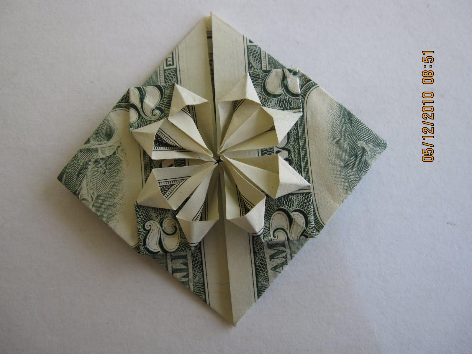 Heart Shaped Origami Three Wisdoms