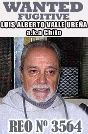 Luis_Alberto_Chito_Valle_bolivia_Wanted_fugitive