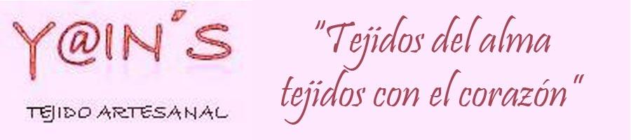 Y@in´S Tejidos Artesanales