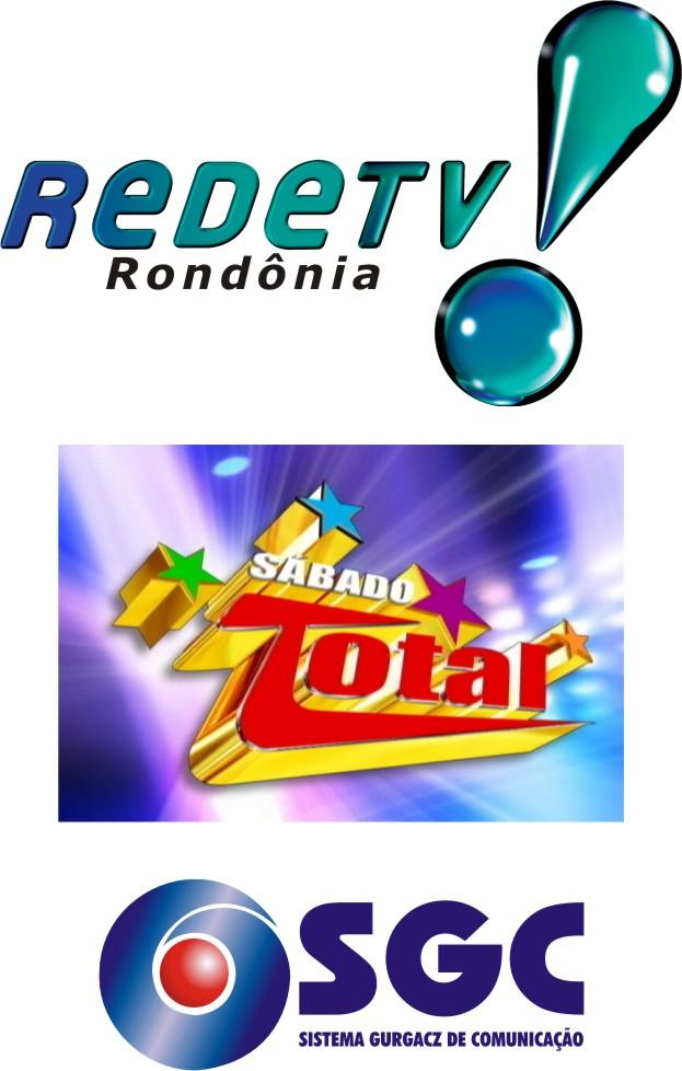 Sábado Total, um show de programa pela Redetv! Rondônia