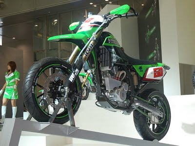 Kawasaki D-tracker X 250cc - Full Engine Specifications