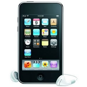 Apple iPod touch 8GB Flash Portable Media Player
