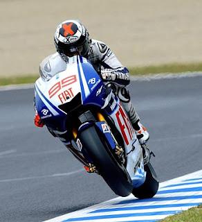 Jorge LorenZo Yamaha motoGP